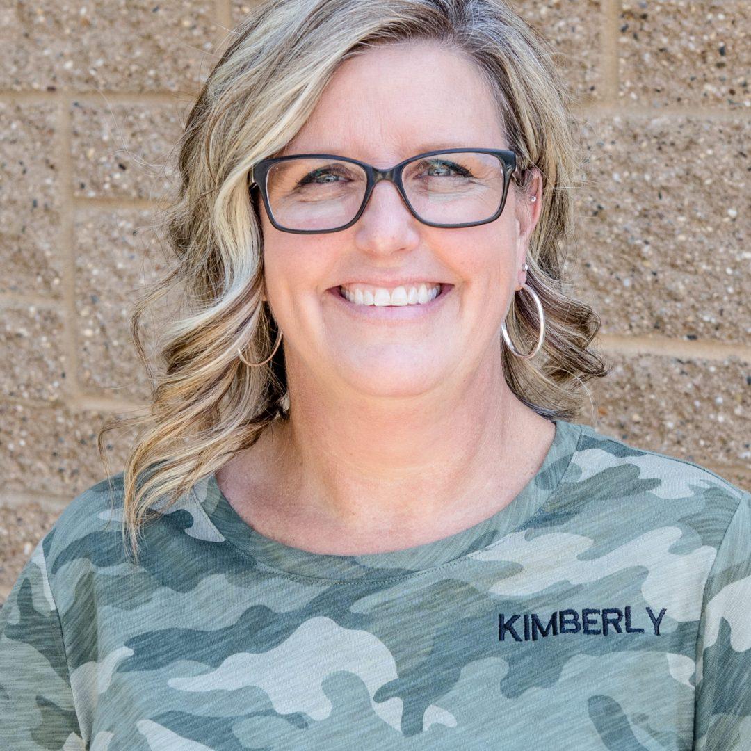 Kimberly headshop